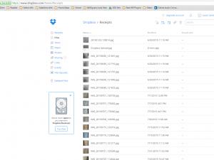 Dropbox Capture
