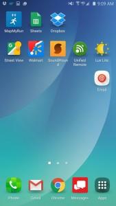 Dropbox on Phone